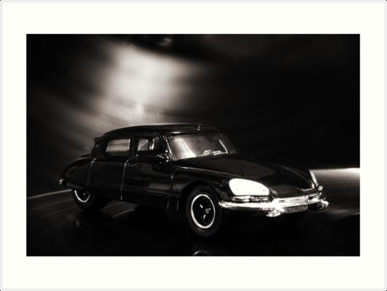 Citroën DS by Daniel Owens