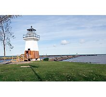 Oak Orchard Light Photographic Print