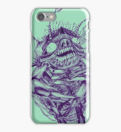 lovely color iPhone Case/Skin