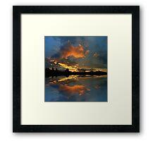 ©HCS The Logical Cloud Framed Print