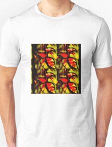Haliconias faded  T-Shirt