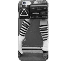 OVERFIFTEEN ROLLER DISCO iPhone Case/Skin