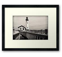 Pigeon Point Light-II Framed Print