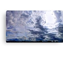 ©HCS Cloud in The Wind Canvas Print