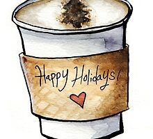 Happy holiday Latte by swinku