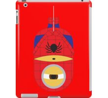 Despicable Me Minions Superheros Spiderman iPad Case/Skin