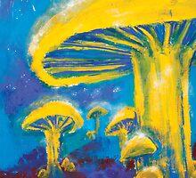 Mushroom Biome by vanillafiction