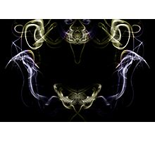 Smoken Demon! Photographic Print