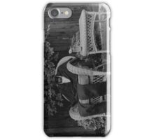 The Invisible Man Photographic Print iPhone Case/Skin