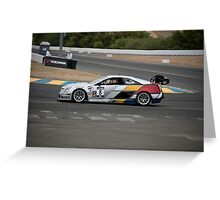 Cadillac LeMans GT I Greeting Card