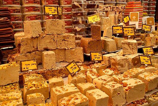 Something Sweet To Eat - Jerusalem by Mary Ellen Garcia