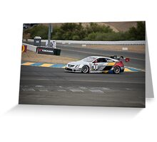 Cadillac LeMans GT II Greeting Card