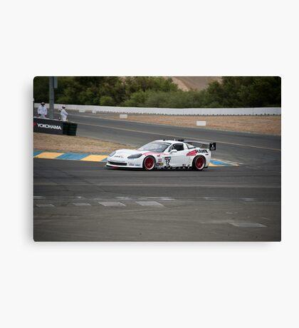 Corvette LeMans GT I Canvas Print
