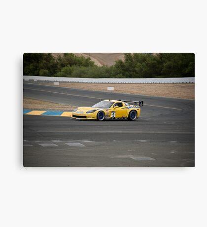 Corvette LeMans GT II Canvas Print