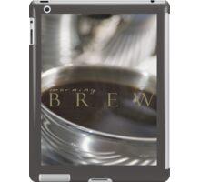 Morning Brew © Vicki Ferrari iPad Case/Skin