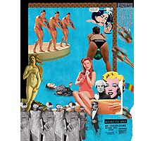 Andy Warhol's Pool Party Photographic Print