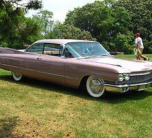 1959 Cadillac by BLAKSTEEL