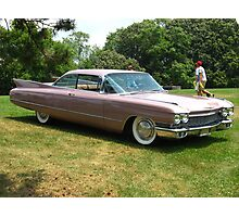 1959 Cadillac Photographic Print