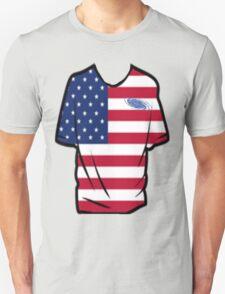 USA Inception Unisex T-Shirt