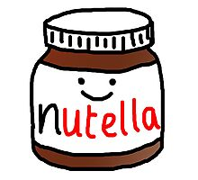Nutella :D Photographic Print