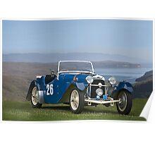 1948 HRG Roadster 1500 3 Poster