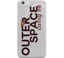 Outer Space/ Carry On 3 iPhone Case/Skin