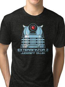 EXTERMINATOR 2 Tri-blend T-Shirt