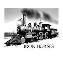 Iron Horse by jerry2011