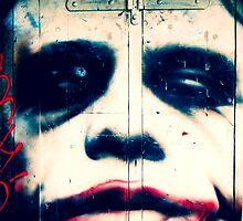 ... Why So Serious? ... by MacLeod