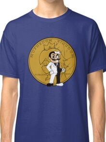 two face plumber Classic T-Shirt