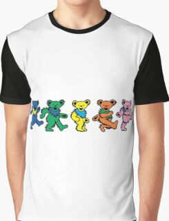 Dancing Bears  Graphic T-Shirt