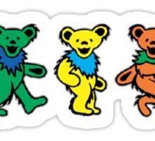 Dancing Bears  Sticker