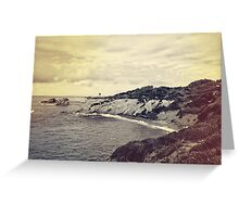 Crystal Cove Greeting Card
