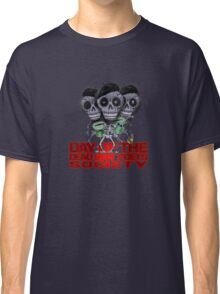 Day of the Dead Beat Poets Society  Classic T-Shirt