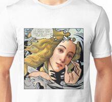 Lichtenstein Venus Unisex T-Shirt
