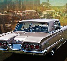 1960 Ford Thunderbird by Stuart Row
