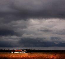 Sunny with Chance of Rain by Buckwhite