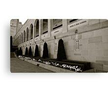 Australian War Memorial 3 Canvas Print
