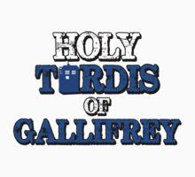 Holy Tardis of Gallifrey by Caffrin25
