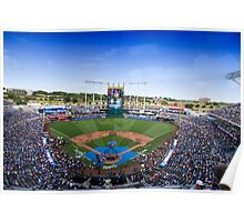 2012 MLB All-Star Game Kansas City  Poster