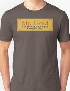 Mr Gold's Pawn Shop Unisex T-Shirt
