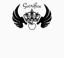 Swan Queen Sacrifice (Black Text) Unisex T-Shirt