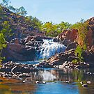UPPER EDITH FALLS by Raoul Madden