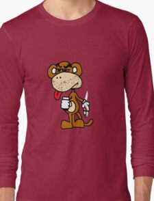 hungover to hell! Long Sleeve T-Shirt