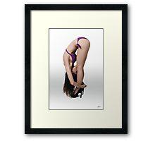 Flex Framed Print