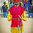 The Changing of the Guard at Gyeongbokgung Palace by TonyCrehan