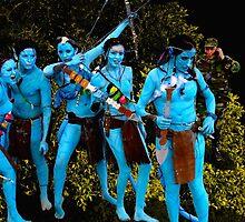 Avatar Revisited by Al Bourassa