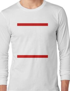STOP TONY Long Sleeve T-Shirt