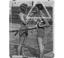OVERFIFTEEN SMOKING TENNIS iPad Case/Skin