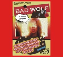 BAD WOLF!! by tonksiford